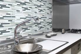 Stone Mosaic Tile Kitchen Backsplash by Backsplash Ideas Inspiring Glass And Stone Tile Backsplash Glass