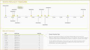 Excel Timeline Templates Excel Project Timeline Template Ganttchart Template