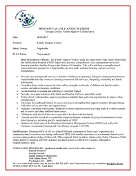 family support cover letter engineering clerk cover letter