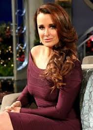 kyle richards hair extensions kyle richards long center part hairstyles http zntent com kyle