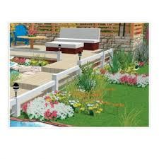 Backyard Landscaping Software by Garden Design Garden Design With Best Home Uamp Landscape Design