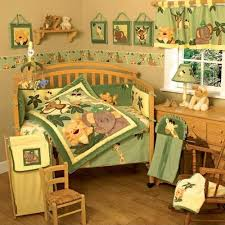 Rainforest Crib Bedding Ideas For Decorating Rooms With Tropical Rainforest Theme