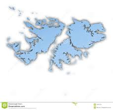 malvinas map falkland islands map stock illustration image of gradient 7307276