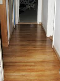 Laminate Floor Direction Hardwood Floors After Refurbishment This Is The Hallway L U2026 Flickr