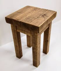 rustic wood side table rustic wooden side tables