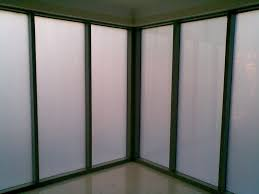 it u0027s curtains for blinds u2013 smart glass windows are taking over