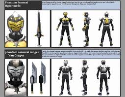black samurai ranger images reverse