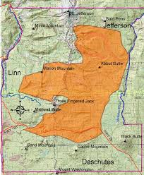 Salem Oregon Map by Nw Maps Co Zybach Presentation Oregon Wildfires August 27 2014