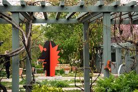 Denver Botanic Gardens Free Days Look Calder S Work Amid The Denver Botanic Gardens