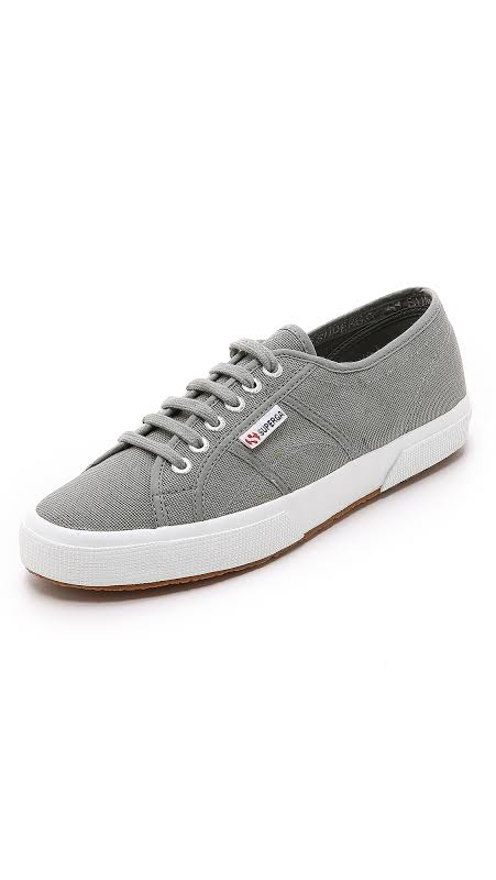 Superga 2750 Cotu Sneaker Black / White