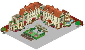 springfield heights 101 classic mansionthe simpsons tapped out