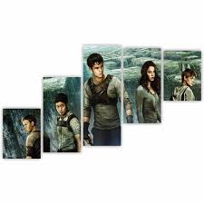 online buy wholesale the maze runner canvas from china the maze