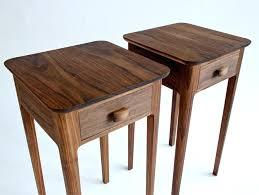 nightstands 2 solid wood nightstands canada solid wood maple