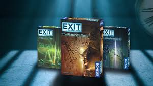 dale yu spoiler free review of the exit series from kosmos the