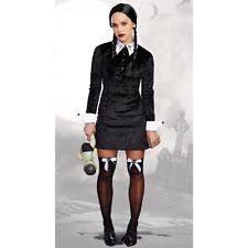 wednesday costume dreamgirl friday velvet dress style womens