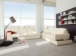 couverture canapé design interieur idée originale canapé design couleur blanche