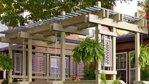 Deck Plans With Pergola by Modest Decoration Deck Pergola Best Deck With Pergola Crafts Home