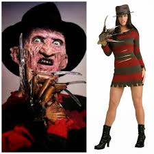 Freddy Halloween Costumes Pretty Luscious Ultimate Female Halloween