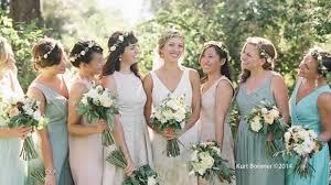 wedding flowers for bridesmaids diy wedding flowers sunset