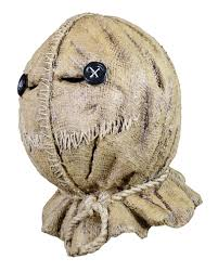 trick r treat sam burlap mask halloween horror masks buy
