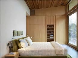 dressing chambre bois porte coulissante peinture blanche