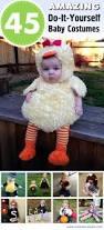 45 amazing diy baby halloween costumes