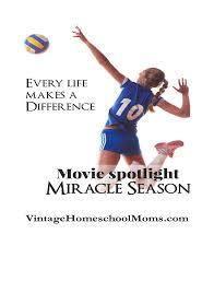 The Miracle Season 2 Spotlight The Miracle Season Ultimate Homeschool Radio Network