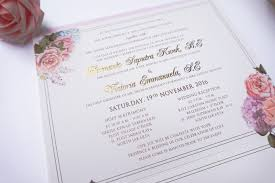 wedding invitations jakarta cards wedding invitations in jakarta bridestory