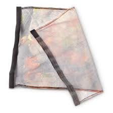 guide gear hunting blind replacement mesh window screens 4 pack