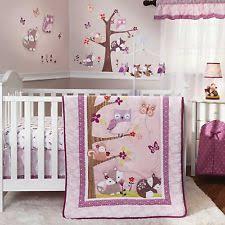 crib bedding set pink my fairy tale princess infant baby