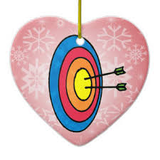 target shooting ornaments keepsake ornaments zazzle