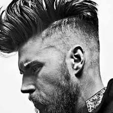 best 3 buzz faded mohawk with long hair with mens long hairstyles