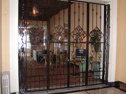 Front Door Security Gate folding gates reed brothers security