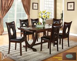 oracle table 21700 mainline inc casual dining sets at comfyco com