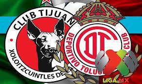 liga mx table 2017 mexico mx liga playoffs xolos de tijuana vs club toluca 10 05 2018