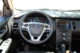 Ford Flex Interior Pictures 2013 Ford Flex Sel Ridelust Review