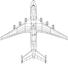 free vector graphic airplane plane air free image