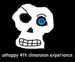 Unhappy Meme - unhappy 4th dimension experience you re gonna have a bad time