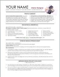 architectural resume for internship pdf creator interior design resume template 75 images designer resume