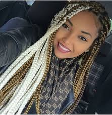 20 gorgeous big box braided hairstyles with photos