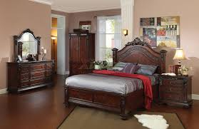 Bedroom Set With Matching Armoire Bedroom Cozy Queen Bedroom Furniture Sets Ashley Furniture