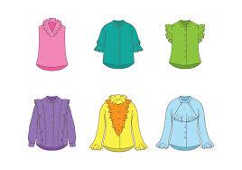 long sleeve shirt template free vector art 9940 free downloads