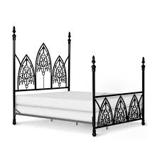 corsican gothic four post bed 43590 free shipping price match