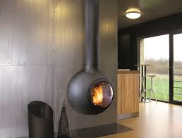 round fireplace binhminh decoration