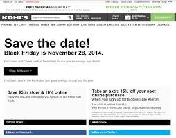 target sales during black friday 2014 increase ecommerce sales during black friday and cyber monday 2014