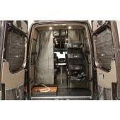 Van Rear Door Awning Rb Components Leader In Trailer Shop And Garage Products
