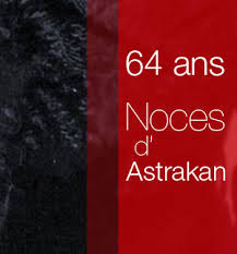 noces d astrakan 64 ans de mariage - 64 Ans De Mariage