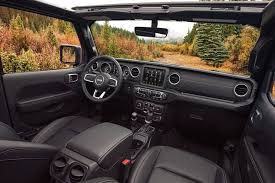 2018 jeep wrangler interior fully revealed all new 2018 jeep wrangler jl jeep canada