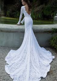 wedding dress styles wedding dresses mermaid wedding dress with sleeves white