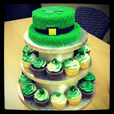 happy birthday irish cake cupcakes nikki flickr